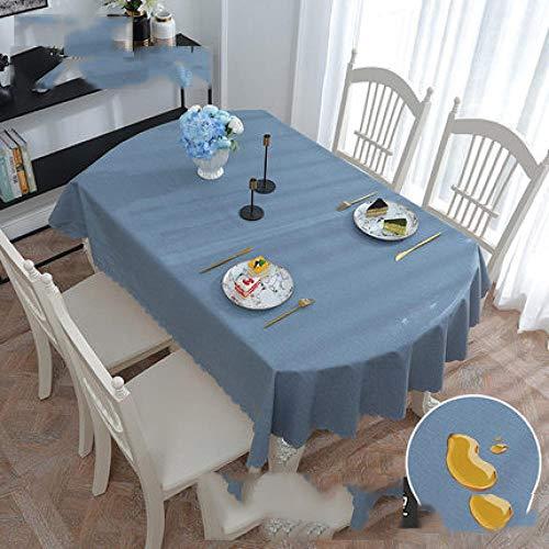 Traann tafelzeil, vierkant, waterdicht, langwerpig, rechthoekig tafelkleed, decoratie voor thuis, party, bruiloft 135*200 A