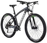 "Diamondback Bicycles Diamondback Overdrive Comp 29ER Hardtail Mountain Bike, 22"" Frame, Silver, 22"" / X-Large"
