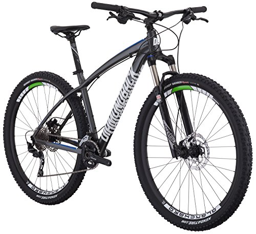 "Diamondback Bicycles Diamondback Overdrive Comp 29ER Hardtail Mountain Bike, 22"" Frame, Silver, 22"" / X-Large"