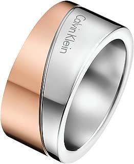 Calvin Klein KJ06PR2002 Stainless Steel Woman Ring