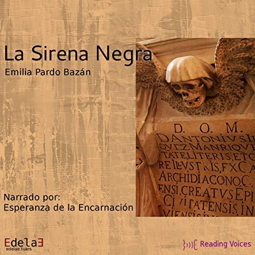 La sirena negra [The Black Mermaid] cover art