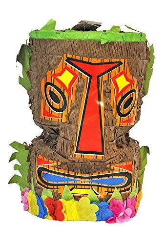 Das Kostümland Pinata - Geburtstags Dekoration - Indianer Maske - Tolles Geschenk für Kindergeburtstag, Hochzeit oder Mottoparty