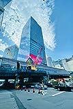 【日本の風景ポストカード】東京都渋谷区スクランブルスクエア付近の葉書ハガキはがき photo by MIRO