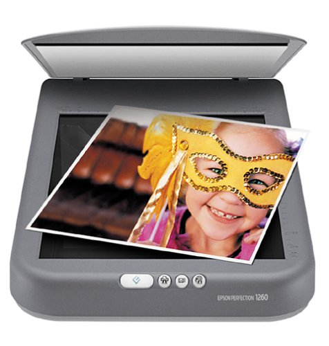 Purchase Epson Perfection 1260 Photo Scanner