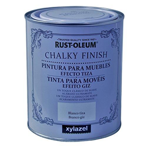 Rust-Oleum 4080103 Pintura, Blanco, 750 ml