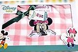 Disney Minnie Mouse–Couverture en polaire pour poussette, Cestone, Landau