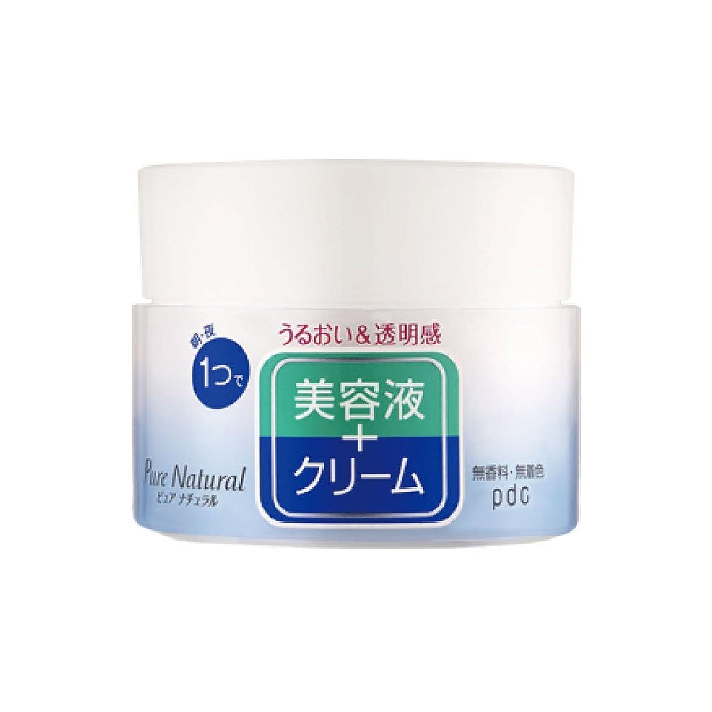 ジェーンオースティンホスト作業Pure NATURAL(ピュアナチュラル) クリームエッセンス モイスト 100g