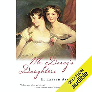 Mr. Darcy's Daughters audiobook cover art