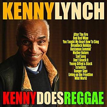 Kenny Does Reggae