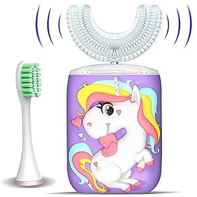 Kids Ultrasonic Electric Toothbrush