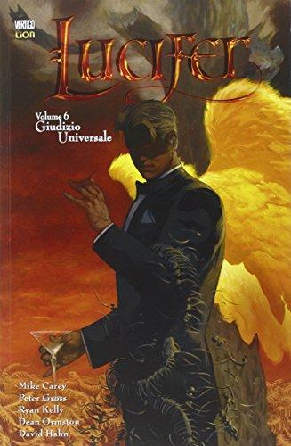 Giudizio universale. Lucifer (Vol. 6)