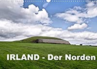 Irland - Der Norden (Wandkalender 2022 DIN A3 quer): Eine Reise durch den Norden der irischen Insel (Monatskalender, 14 Seiten )