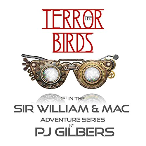 The Terror Birds audiobook cover art