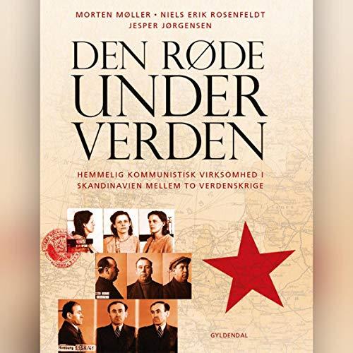 Den røde underverden cover art