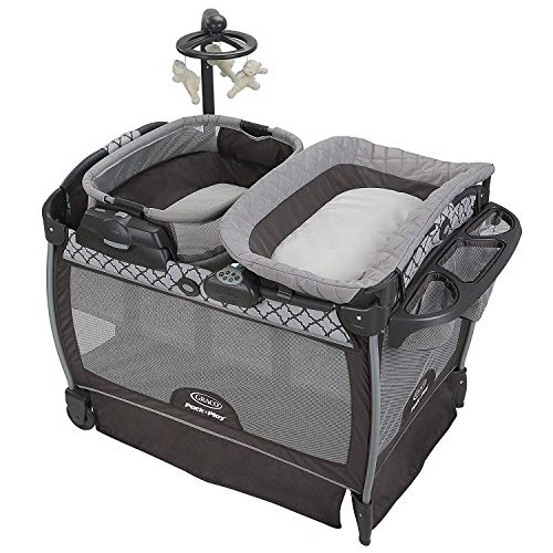 Graco Pack 'n Play - Nearby Seat Playard | Kai