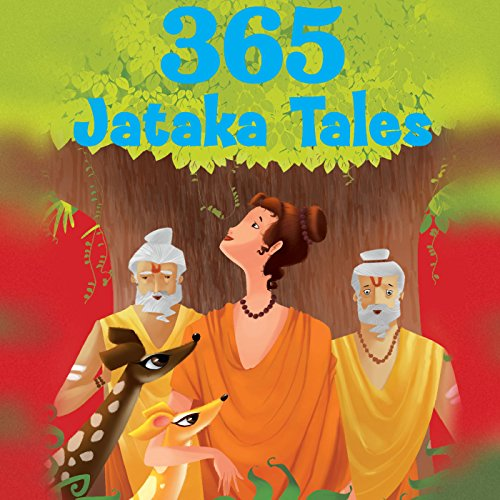 365 Jataka Tales audiobook cover art