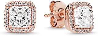 Best rose gold studs pandora Reviews