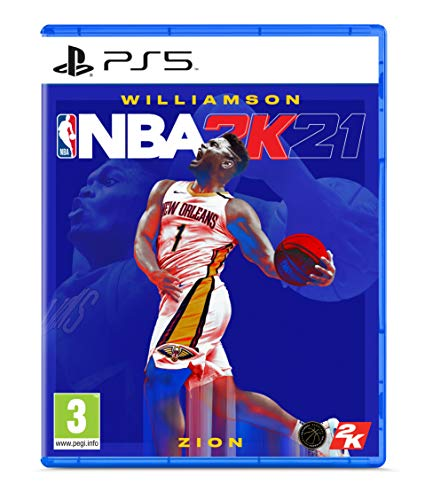 Nba 2K21 - PlayStation 5 [Importación italiana]