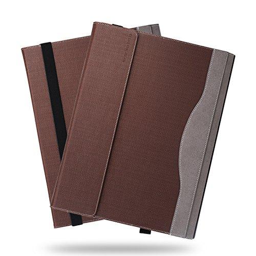 günstig Ppker surfacebook1zj Schutzhülle, 13,5-Zoll-Surface Book 1 & 2017 Performance Base, Braun Vergleich im Deutschland