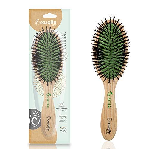 Casalfe, Cepillo para el pelo (púa de jabalí, madera)