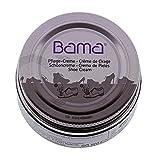 Bama Pflegecreme Tiegel für Glattleder in verschieden Farben, 50ml, grau