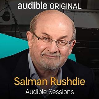 Salman Rushdie cover art