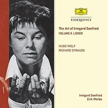 The Art Of Irmgard Seefried – Volume 8: Wolf & Strauss Lieder