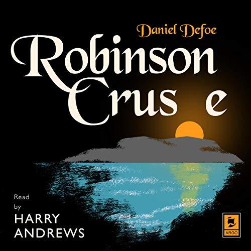 Robinson Crusoe  By  cover art