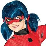Ladybug - Peluca complemento de disfraz infantil, talla única...
