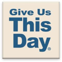 Give Us This Day: Daily prayer for today's Catholic