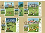 Golf phq Cartes 163 Ensemble complet Menthe