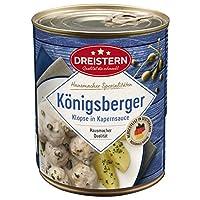 DREISTERN 8 Königsberger