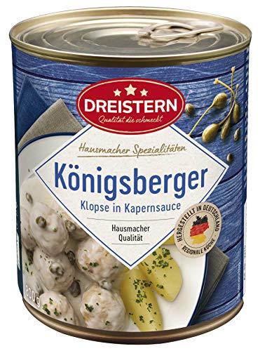 DREISTERN 8 Königsberger Klopse, 800 gramm