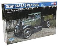 ホビーボス 1/35 ソビエト GAZ-AA カーゴトラック プラモデル