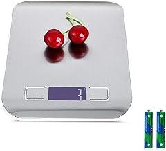 balanças de cozinha digitais de 10 kg, balanças de cozinha digitais, balanças eletrônicas de cozinha de design ultrafino c...