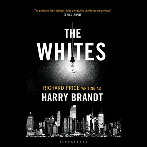 The Whites audiobook cover art