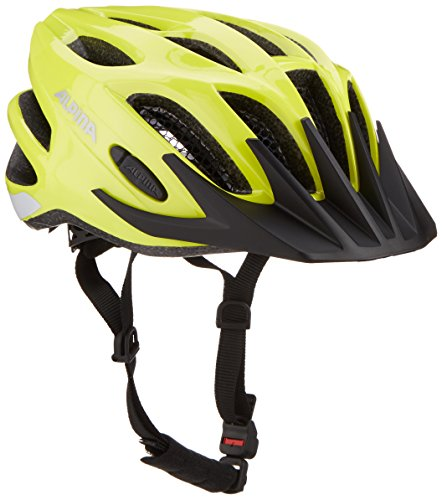 ALPINA FB jr. 2.0 Flash Fahrradhelm, Kinder, be visible refl., 50-55