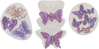 Best butterfly silicone cake molds Reviews