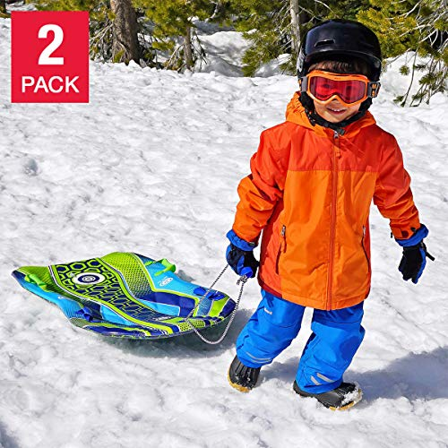 Vipernex 50' Snow Sled 2-Pack