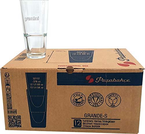 Granini 12 x Longdrink/Cocktail Gläser 0,3 Liter