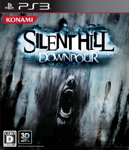 SILENT HILL: DOWNPOUR (japan import)