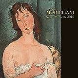Amedeo Modigliani - Sweet Moments 2016: Kalender 2016 (Tushita Fine Arts)