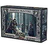Edge Entertainment- Game of Thrones Canción de Hielo y Fuego el Juego de miniaturas - Exploradores Cazadores, Color (EECMSI35)