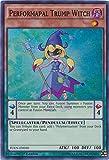 yu-gi-oh Performapal Trump Witch - FUEN-EN048 - Super Rare - 1st Edition - Fusion Enforcers