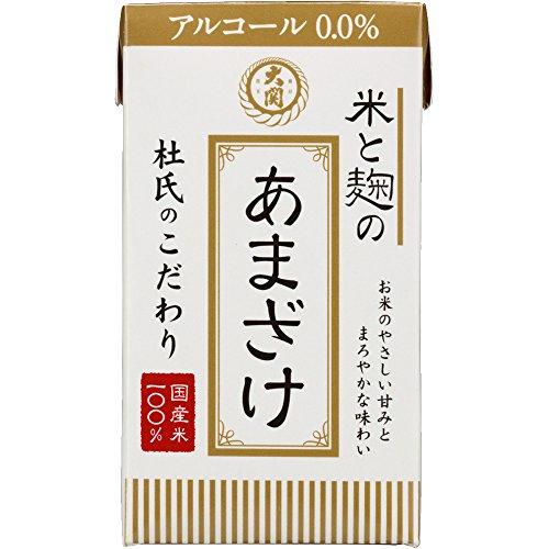 大関 米と麹のあまざけ 125ml×12本
