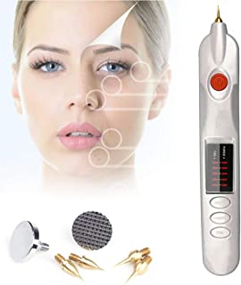 Electric Beauty Whitening Instrument, LCD Beauty Pen Can Eliminate Melanin Freckles And Tattoos, Etc.