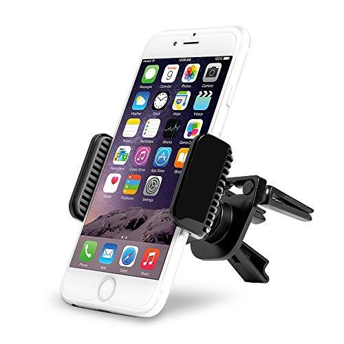 Price comparison product image AVANTEK Universal Car Mount Air Vent Phone Holder with 360 Degree Rotation Car Phone Holder