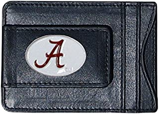Siskiyou NCAA Leather Cash and Card Holder