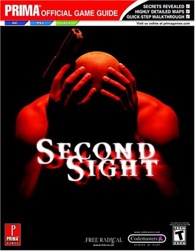 Second Sight (Prima Official Game Guides)