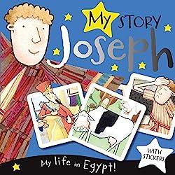 My Story Joseph Book for Children